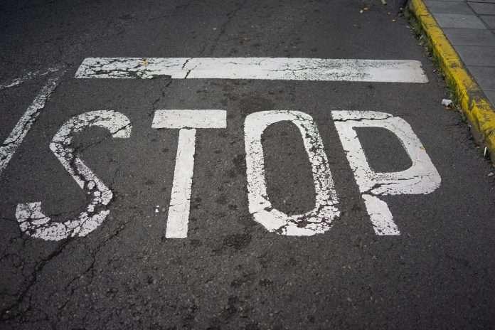 fermarsi per ripartire e dare inizio al cambiamento